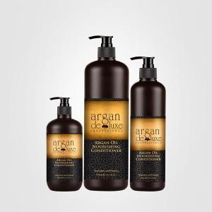 Après-shampooing à l'huile d'argan