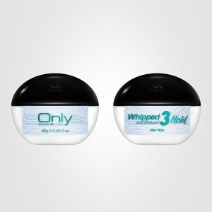 Only Whipped and Textured Hair Wax