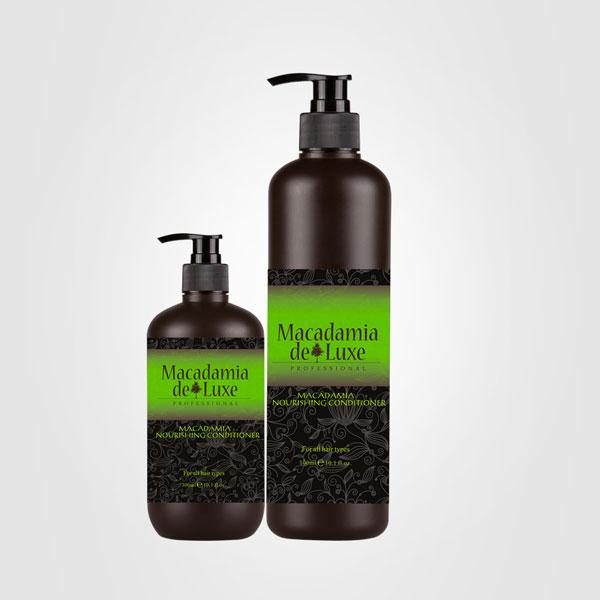 macadamia deluexe apr s shampooing l 39 huile de macadamia. Black Bedroom Furniture Sets. Home Design Ideas